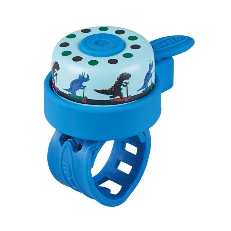 פעמון מיקרו דינוזאור | פעמון לאופניים וקורקינטים לילדים
