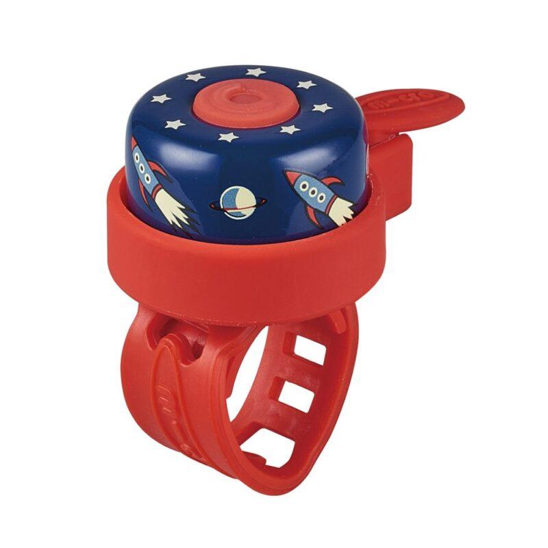 פעמון מיקרו רוקט | פעמון לאופניים וקורקינטים לילדים