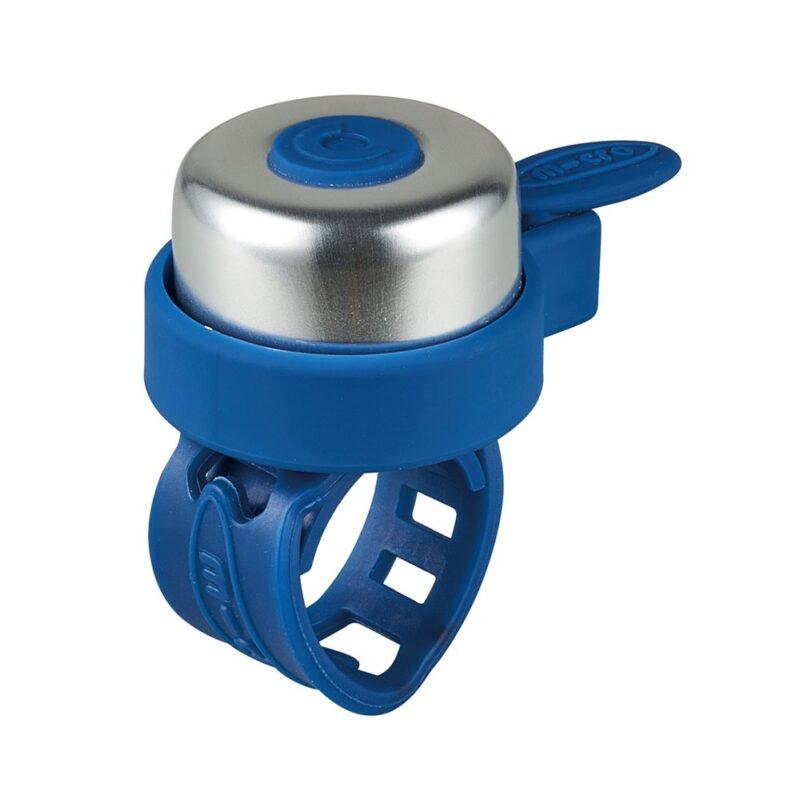 פעמון מיקרו כחול| פנס לאופניים וקורקינטים לילדים