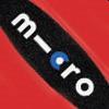 אדום עם לוגו