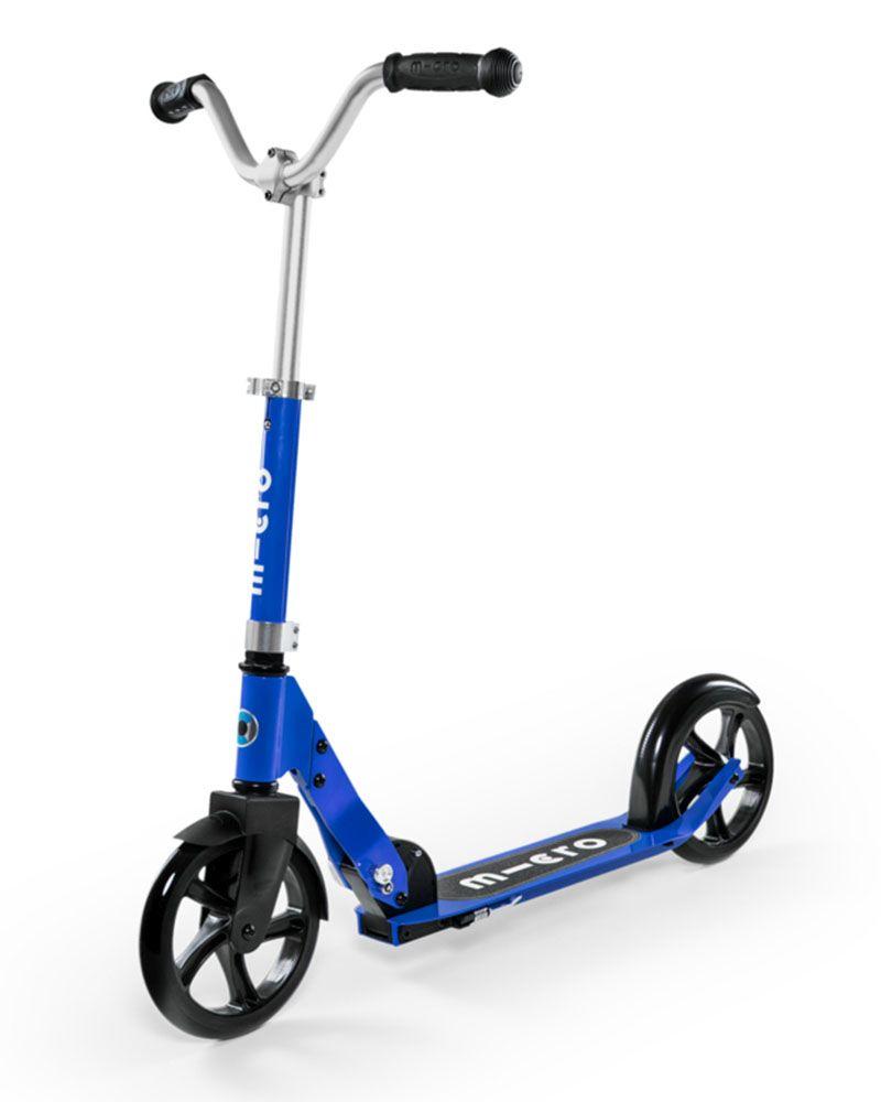 Micro Cruiser כחול - קורקינט 2 גלגלים למבוגרים | מיקרו ישראל