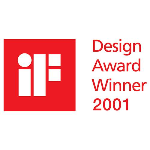 mini originak iF Design Award 2001