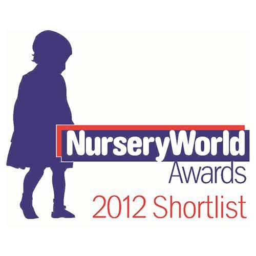 mini micro original Nursery World Awards UK 2012