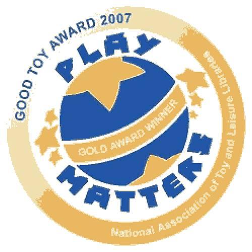 mini micro original Good Toy Award 2007 UK