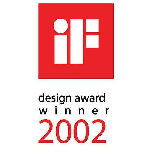 mini micro orginal iF Design Award 2002