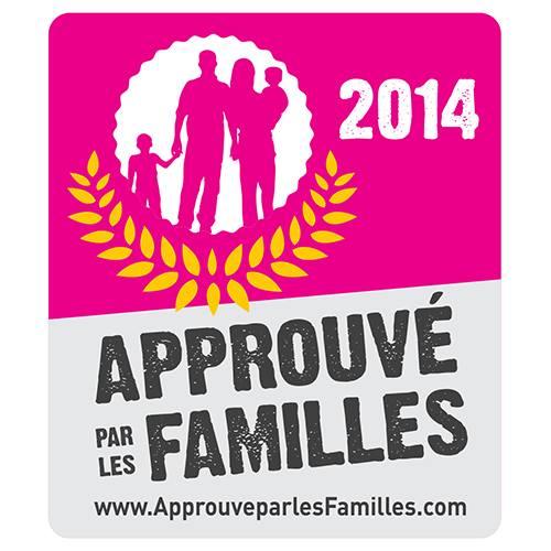mini 3in1 Approuvé par les familles 2014
