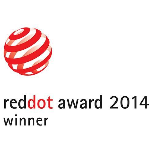 mini 2go Reddot Award 2014