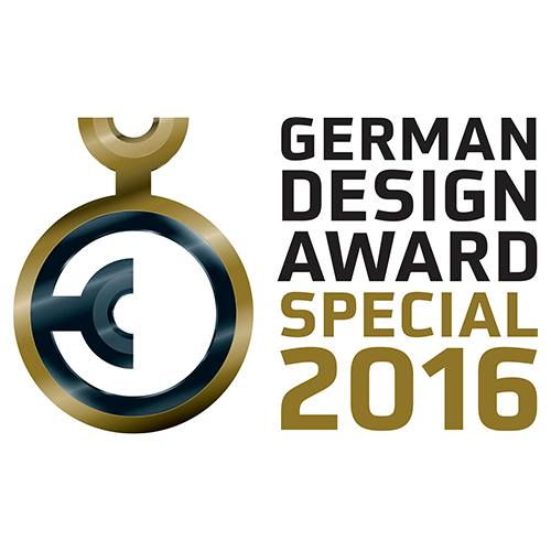 mini 2go German Design Award 2016