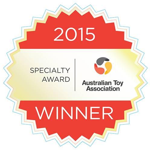 mini 2go Australian Toy Association Award 2015
