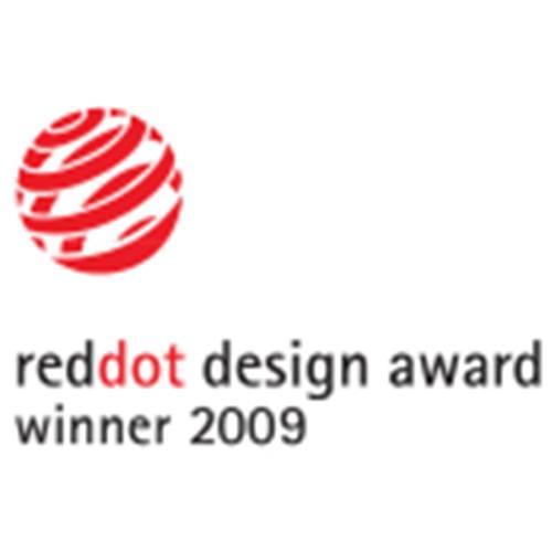 maxi deluxe Reddot Design Award 2009
