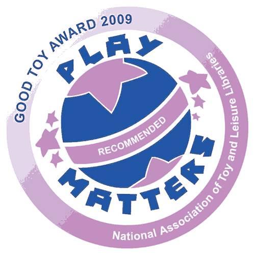 maxi deluxe Good Toy Award 2009 UK
