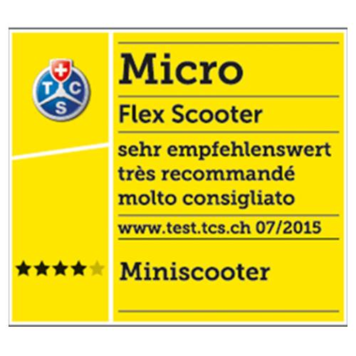flex 145mm TCS 2015 Award recommended