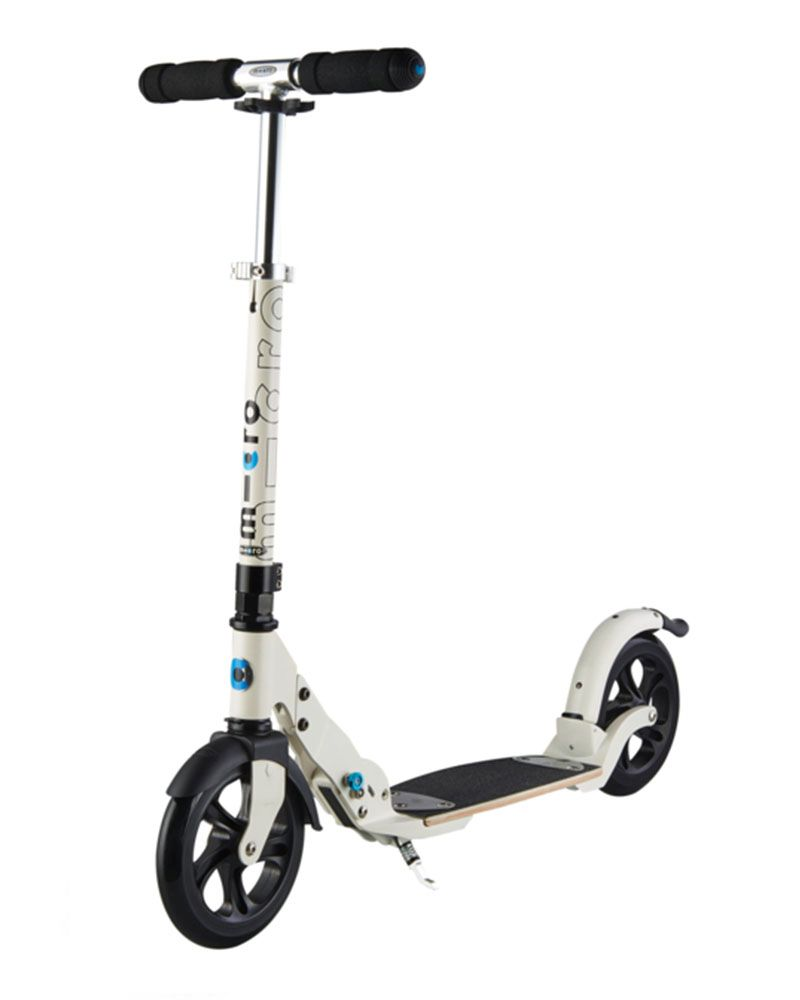 קורקינט למבוגרים 2 גלגלים flex cream 200mm | מיקרו ישראל